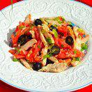 Рецепт Салат с курицей и сельдереем