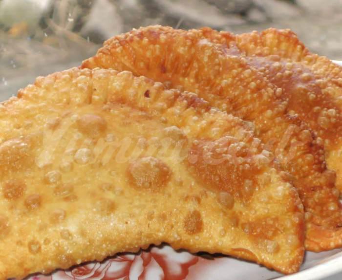 На фото Лепешки с сыром «Проще простого»