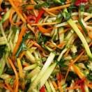Рецепт Панагюрский салат