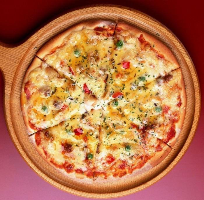 На фото Пицца «Минутка»