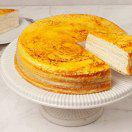 Рецепт Блинный торт с творогом