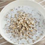 Рецепт Гречневая каша с соевым молоком