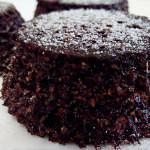 Рецепт Полезный быстрый диетический кекс в микроволновке