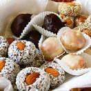 Рецепт Конфеты из сухофруктов и орехов