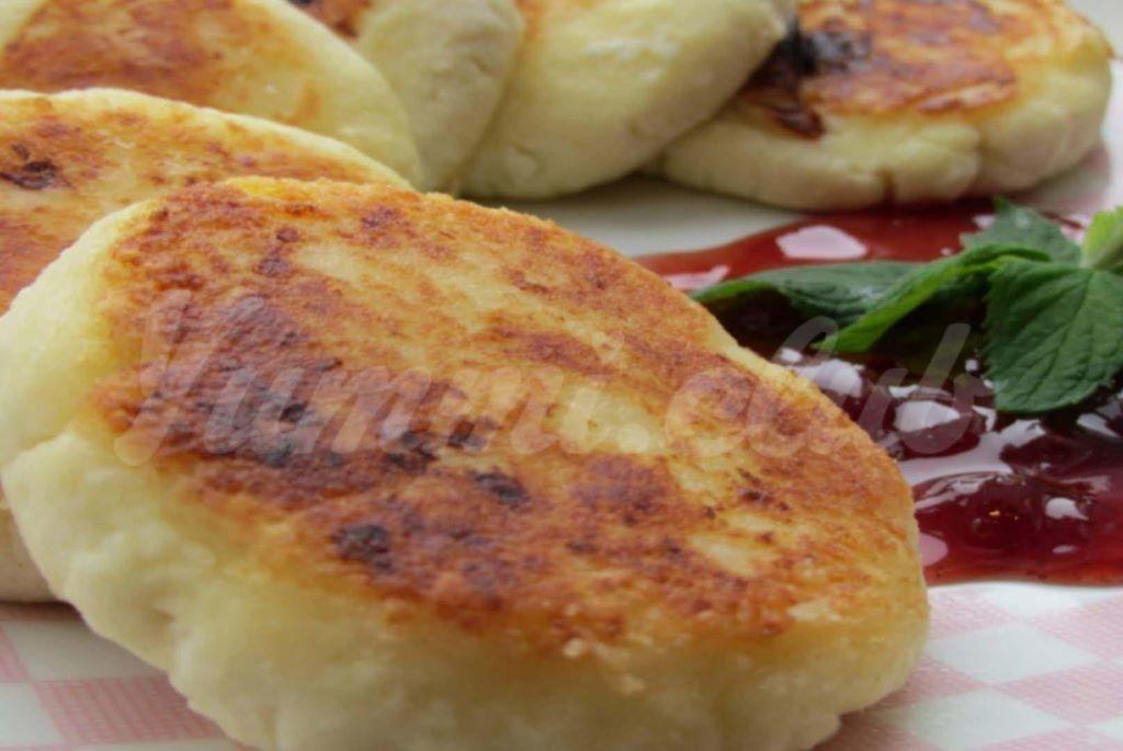 Рецепт с фото пошагово сырников