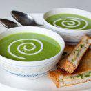 Рецепт Крем-суп из зеленого горошка