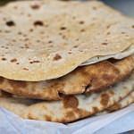 Рецепт Чапати (индийский хлеб)