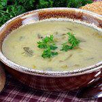 Рецепт Картофельно-луковый суп