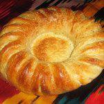 Рецепт Оби нон (узбекские лепешки)