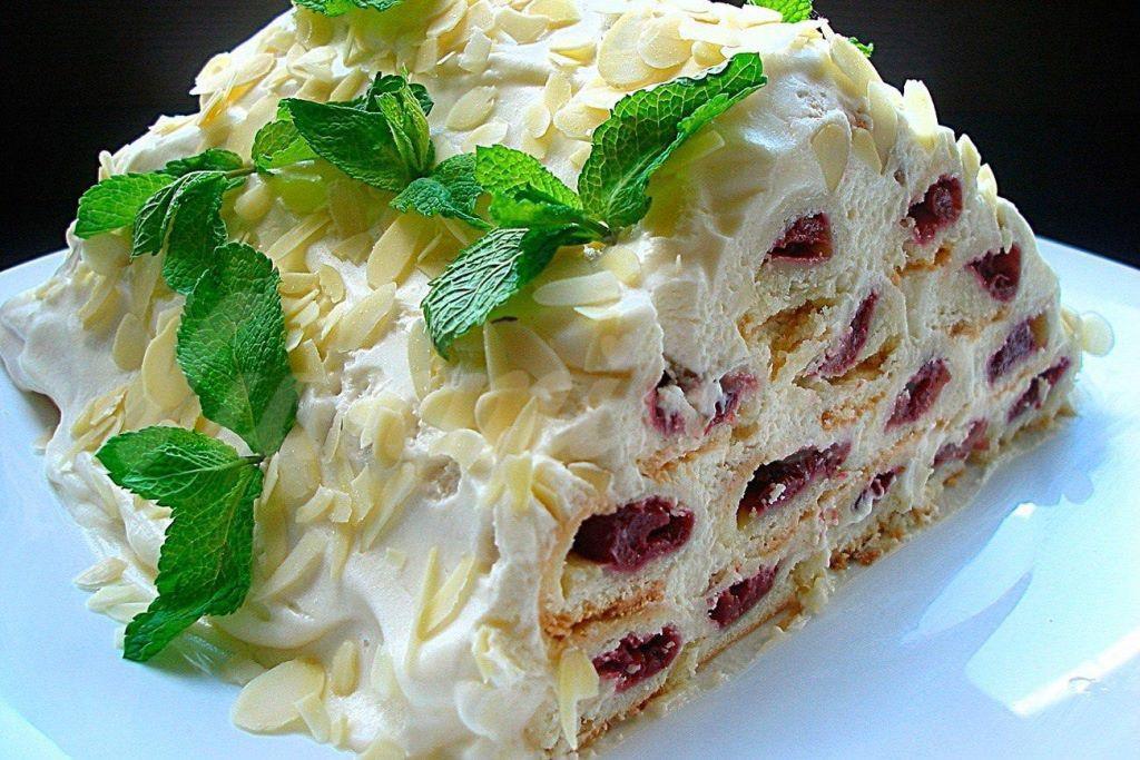 Рецепт торта монастырская изба пошагово