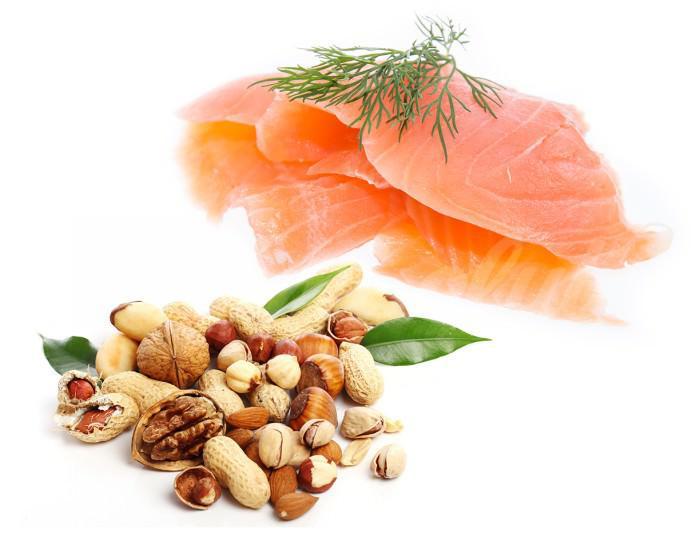 На фото Омега-3 помогают быстро похудеть, 67 богатых им продуктов