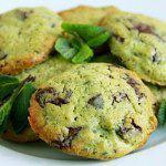 Рецепт Мятно-шоколадное печенье