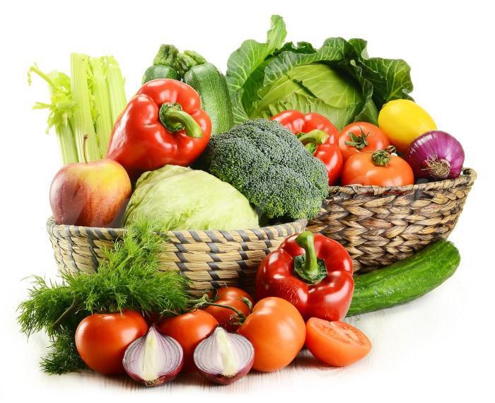 На фото Доказано: потребление овощей и фруктов снижает риск смертности