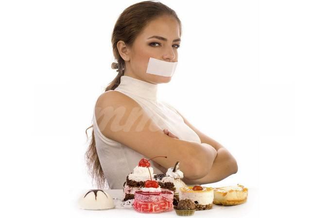 На фото Ученые: наша кожа способна контролировать аппетит