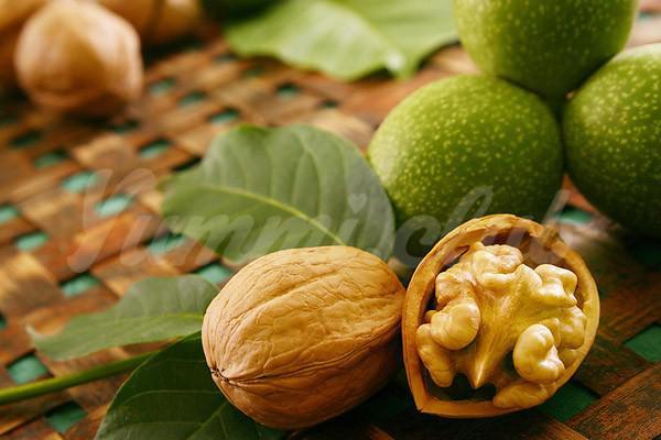 На фото Орехи вместо животного жира снижают риск ожирения, инсульта и диабета