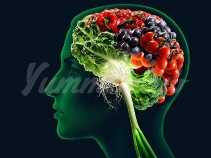 На фото Ученые назвали самые полезные продукты для мозга