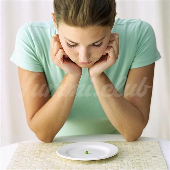 На фото Диета и голодание помогают бороться с воспалением