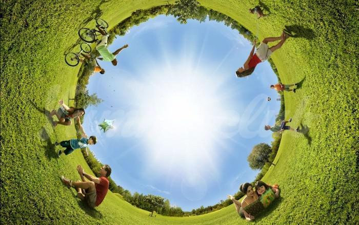 На фото Вегетарианская диета полезна для планеты и продлевает жизнь на 20%