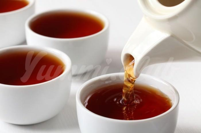 На фото Три чашки чая в день защитят от диабета