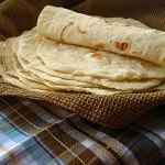 Рецепт Тортилья (тортильяс) - мексиканская кухня