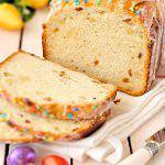 Рецепт Кулич в хлебопечке