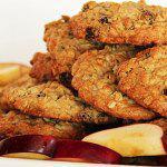 Рецепт Овсяное печенье без яиц