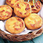 Рецепт Мчади – лепешки из кукурузной муки (грузинская кухня)