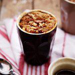 Рецепт Пудинг в чашке (рецепт для микроволновки)