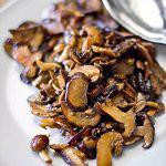 Рецепт Идеальные жареные грибы