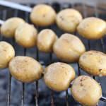 Рецепт Молодой картофель на гриле