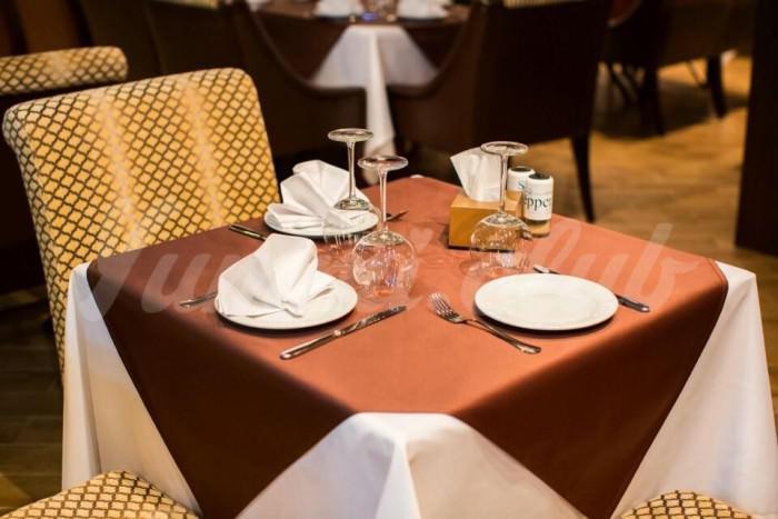 На фото Правила сервировки или этикет за столом