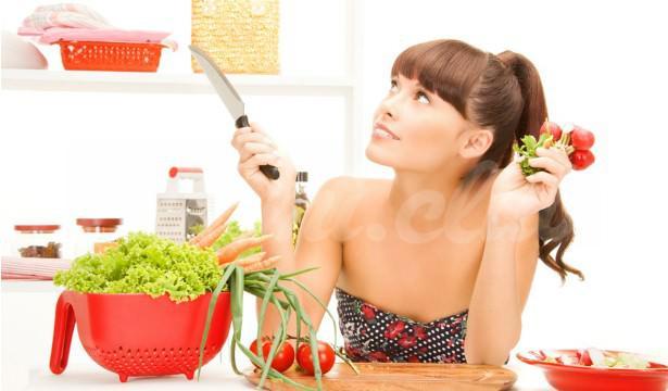На фото Ошибки в питании у желающих похудеть