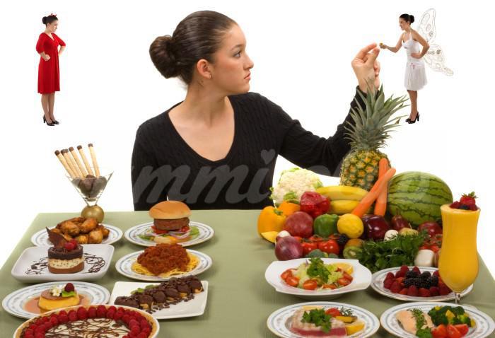 На фото Как понять, что ваша диета не работает
