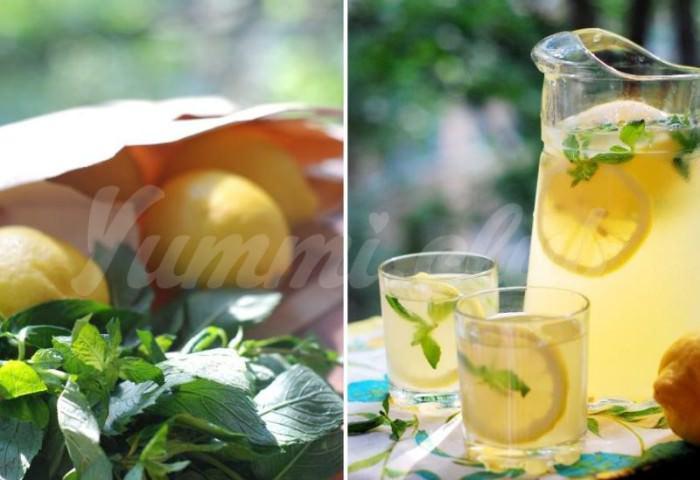 На фото В чем польза лимонных напитков