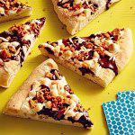 Рецепт Пряная десертная пицца