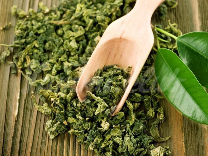 На фото Зеленый чай – лекарство от рака без побочных эффектов?