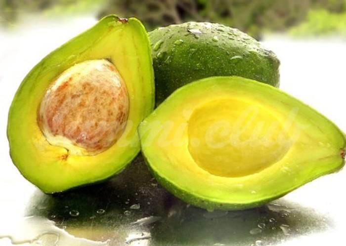 На фото Как выбрать авокадо