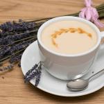 Рецепт Лавандовый горячий шоколад