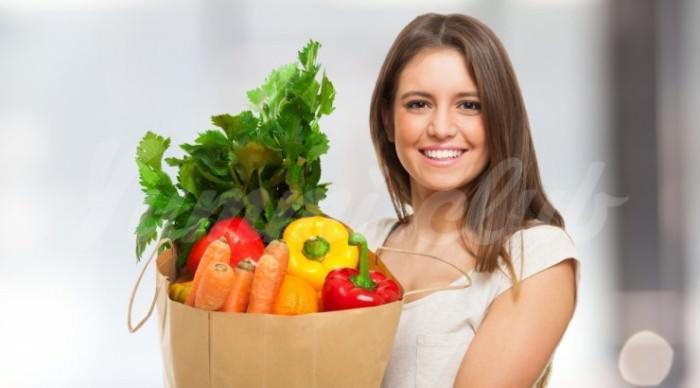 На фото Как выбрать овощи