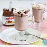 Рецепт Горячий шоколад Nutella
