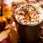 Рецепт Тыквенный горячий шоколад