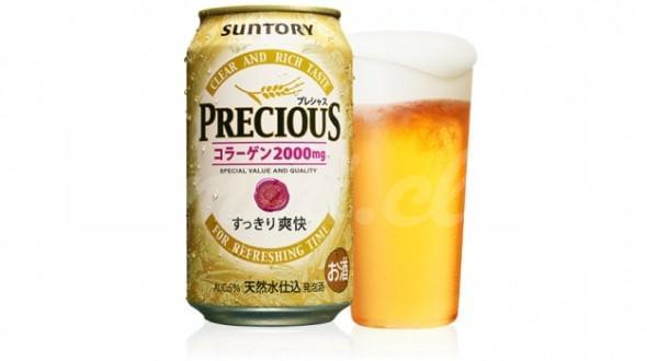 На фото Необычное пиво может заменить стандартные антивозрастные средства