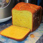 Рецепт Итальянский творожный кекс из кукурузной муки