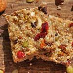Рецепт Шоколадно-ореховые питательные батончики или полезные козинаки(protein bars)
