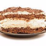 Рецепт Рецепт торта Вишиванка