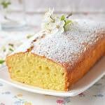 Рецепт Английский фунтовый кекс с апельсином и орехами