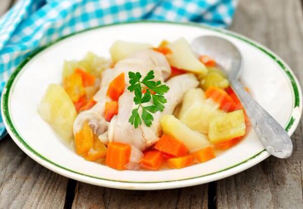 Блюда с картошкой в мультиваркеы