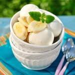 Рецепт Банановое мороженое