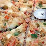 Рецепт Пицца с копченым лососем