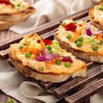 Рецепт Горячие бутерброды
